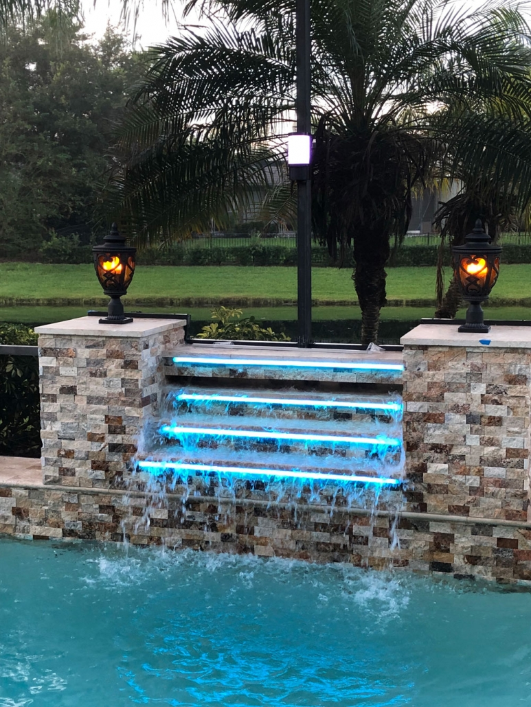 Lanai Lightrs LED Accent Lights- Security | Beautify